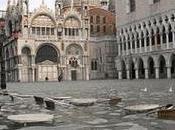 """Venezia l'Italia """"l'acqua alla gola"""""""
