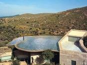 tetto casa fosse piscina