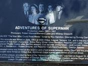 Targa commemorativa George Reeves