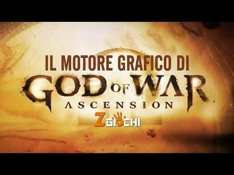 Il motore grafico di god of war ascension video for Soluzione giardini superiori god war 3