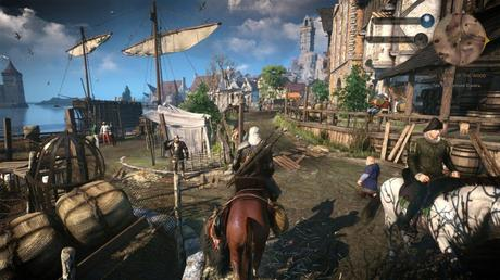 The Witcher 3: Wild Hunt - 35 minuti di gameplay dalla GamesCom 2014