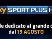 Novità Sport Plus oggi canale