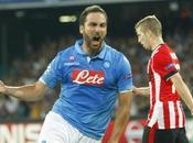 Delusione Napoli, solo pari contro l'Athletic