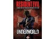 """Nuove Uscite """"Resident Evil: Underworld"""" S.D. Perry"""