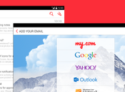 myMail, gestione delle email Android punta anche Italia