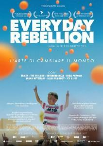 Everyday Rebellion - Locandina