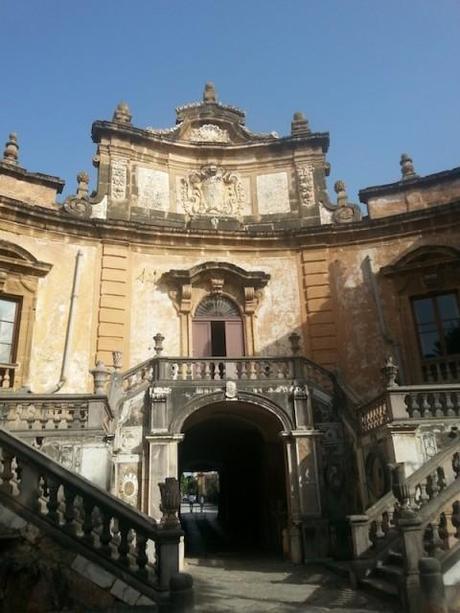 Villa Palagonia - Bagheria, Sicilia, Italia