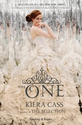 ANTEPRIMA: The one di Kiera Cass