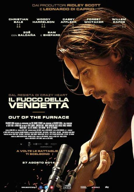 Il fuoco della vendetta - Out of the furnace
