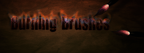 Burning Brushes: Krom Dragongaze