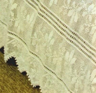 Schemi Per Il Filet Coperta A Strisce Paperblog