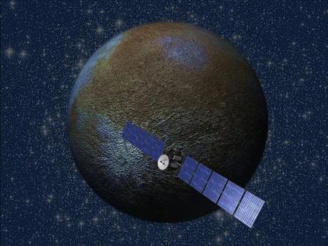 NASA Dawn e Cerere