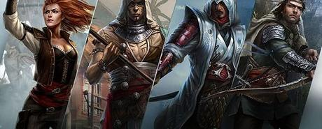 Assassin's Creed Memories sbarca su iOS