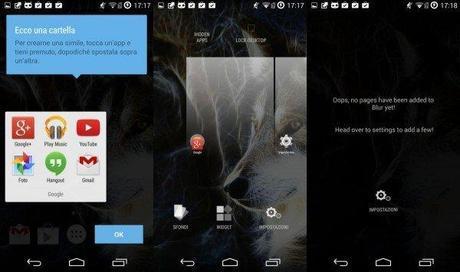 blur 2 600x355 Blur: un nuovo launcher molto personalizzabile disponibile su Play Store applicazioni  play store google play store blur