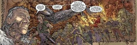Wolfskin di Warren Ellis: un viaggio fantasy tra politica e religione   Warren Ellis Panini Comics Mike Wolfer Juan Jose Ryp Gianluca Pagliarini Fantasy