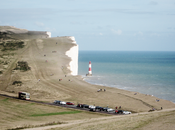 fari, pirati scogliere silenziose: Beachy Head Sussex