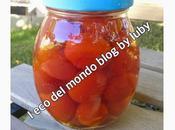 COME CONSERVARE POMODORI DATTERINI barattoli vetro, sott'acqua salata; metodo veloce pratico