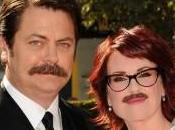 Megan Mullally Natalie Morales tornano Parks Recreation