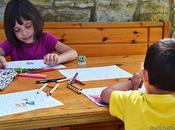 Come fare lettere magnetiche semplici bambini
