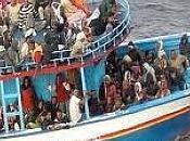 Ieri l'ennesimo disastro mare largo Tripoli /Parecchi dispersi