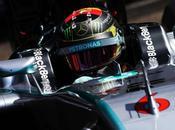 Belgio. Rosberg pole, prima fila tutta Mercedes
