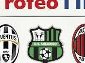 Juventus sconfigge Sassuolo Trofeo Tim: decide Pereyra