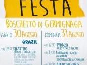 """Germignaga, """"ÈQUA FESTA"""": torna l'appuntamento equo solidale riva Lago Maggiore"""