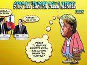 signora Merkel... caduta sul... rigore!