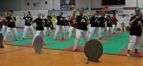 Karate Akc: conclusi gli esami per le cinture