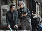 Every Thing Will Fine, nuovo film Wenders