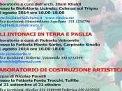 Laboratori autocostruzione ecologica Celenza, Tufillo Carpineto Sinello. partire agosto