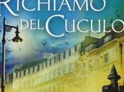 richiamo cuculo, Robert Galbraith