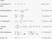 equazioni hanno cambiato mondo