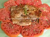 Braciole maiale pomodori
