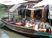 incontro Kwam Rian, mercato galleggiante nella Bangkok turistica