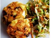 Frittatina rustica patate salame