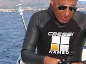 Giovanni Brancato nuoto dalla Francia Stintino