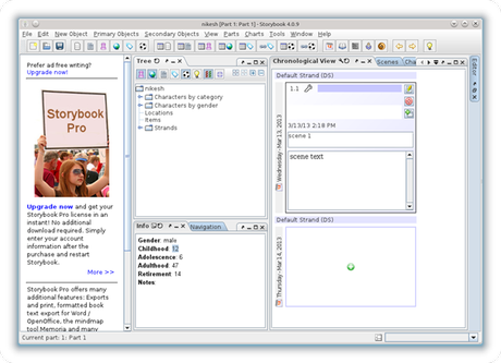 Quale software usare per scrivere un libro paperblog for Che programma usare per scrivere un libro