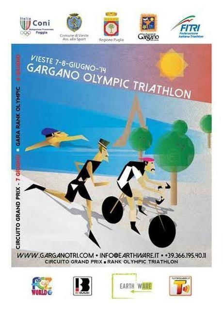 Gargano Olympic Tri (Vieste 8 giugno 2014)