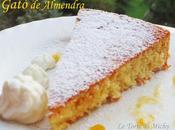 Torta Mandorle Maiorca (Gatò l'Almendra)