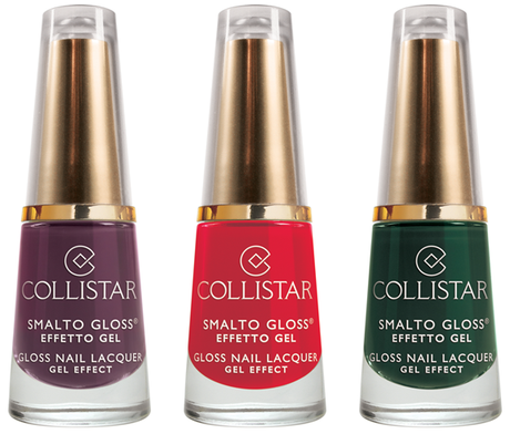 Collistar, Bellezza Italiana Collection Fall/Winter 2014 - Preview