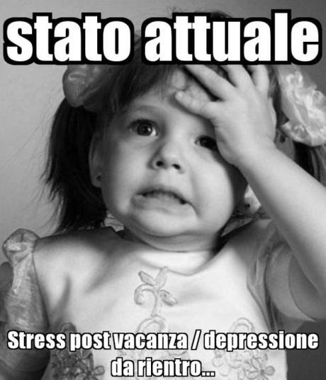 Depressione Da Rientro I Falsi Miti Di Fine Estate Paperblog