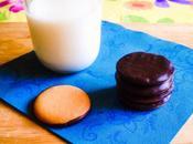 Cookies glassati cioccolato