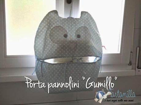 Porta pannolini gumillo paperblog - Porta pannolini ...