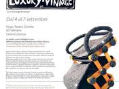LUXURY VINTAGE cura Vintage Workshop® EXPO Creatività Fabriano