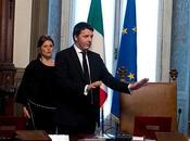 Renzi vuole rimpasto governo sfida mille giorni