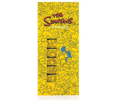 SIMPSONS-NAIL STICKERS-Marge Simpson's Cutie-cles-300