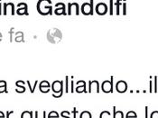 "Paola Ferrari contro Sabrina Gandolfi, sostituta: ""hai denti rifatti"""