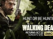 Walking Dead: poster ufficiale quinta stagione