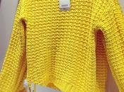Autumn: blue.. yellow everywhere! #itslove